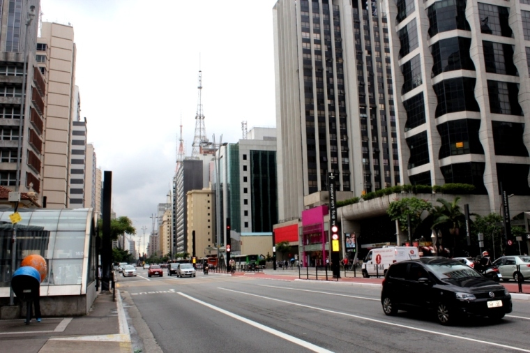 Avenida Paulista e Masp (3)