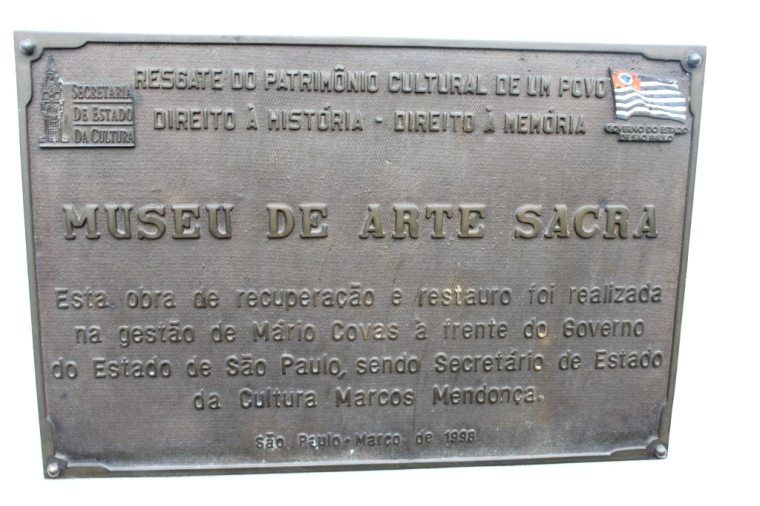 Museu de Arte Sacra de Sao Paulo (2)