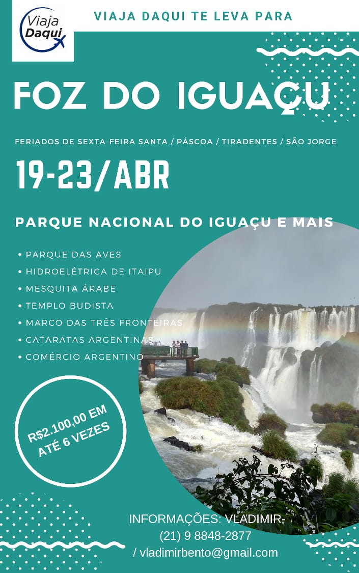 2019 - Foz do Iguacu