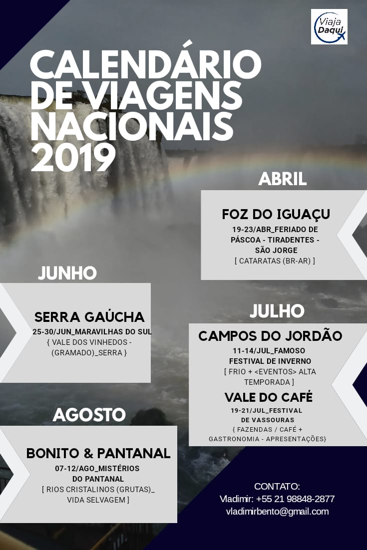2019 - Todas