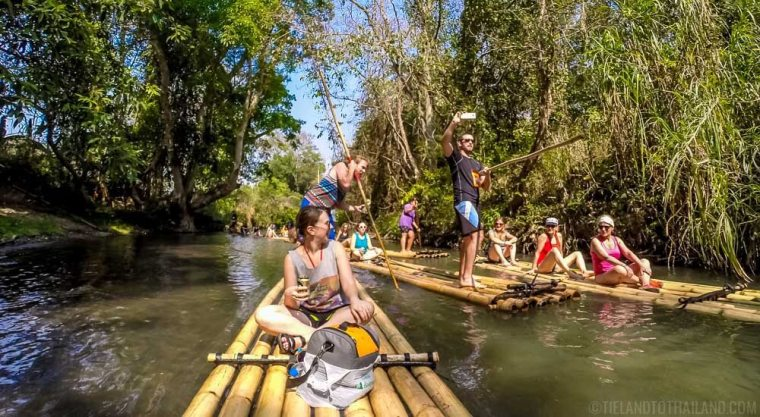 Rafting Bambu Chiang Mai