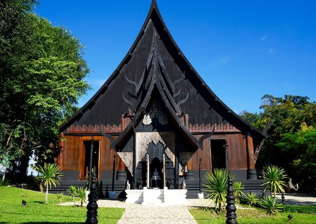 Templo Negro - Chiang Rai
