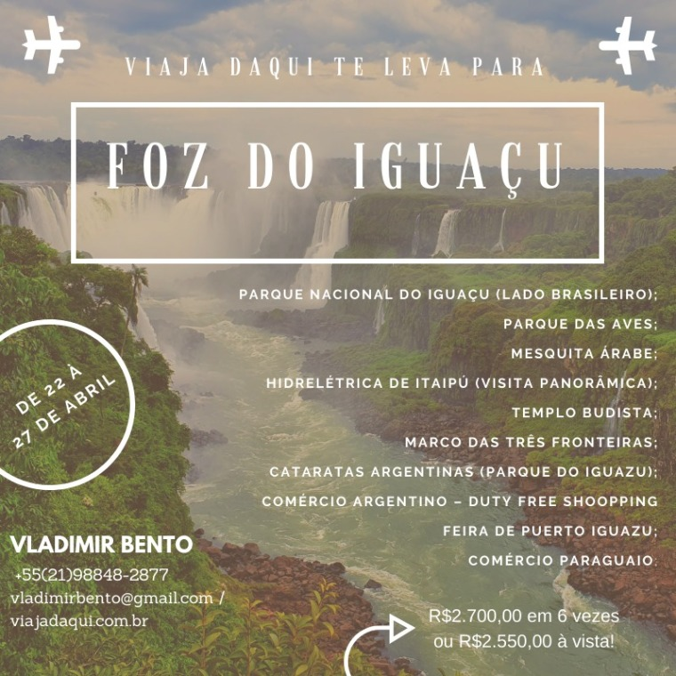 Foz do Iguacu 2020