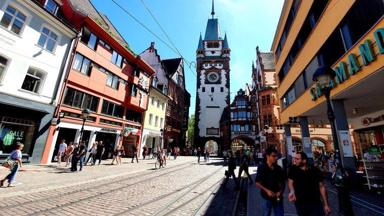 Freiburg - Floresta Negra (3)