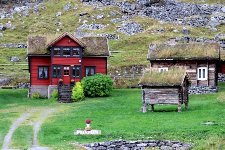 Fiordes Noruegueses Balestrand Cel (9)
