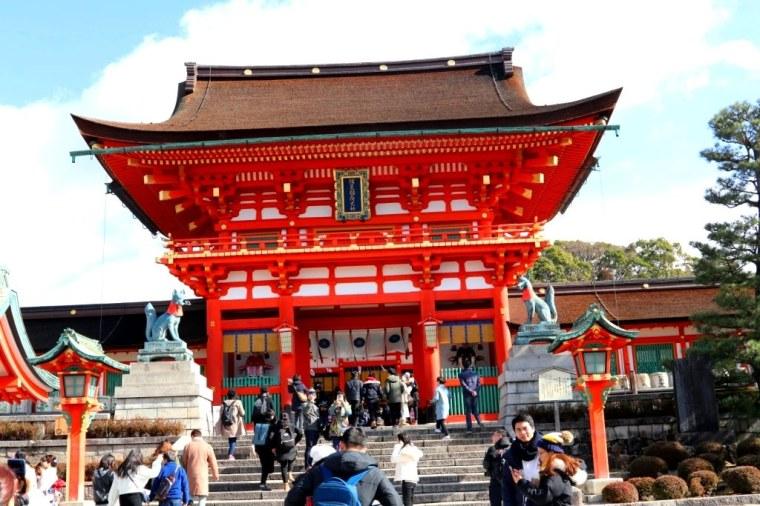 Fushimi Inari - Japao - 2019 (2)