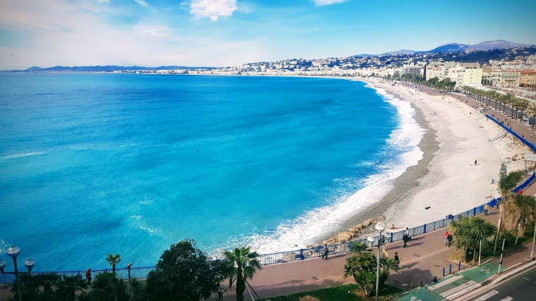 Riviera Francesa - Nice - 2019 (1)