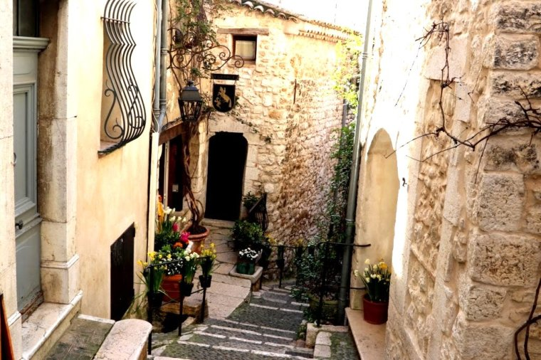 Riviera Francesa - St Paul de Vence - 2019 (27)