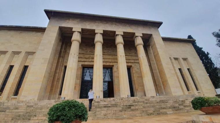 Libano - Museu Nacional de Beirute 2020 (1)