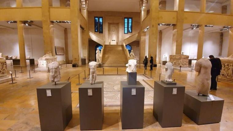 Libano - Museu Nacional de Beirute 2020 (2)