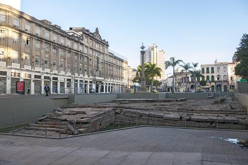 Cais do Valongo - Rio de Janeiro