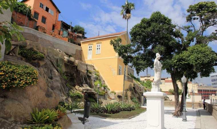 Morro da Conceicao - Jardim Valongo - Rio de Janeiro