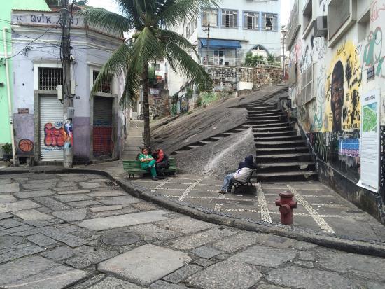 Pedra do Sal 2 - Rio de Janeiro