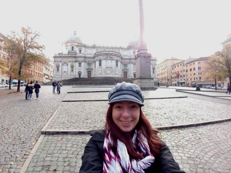 Roma - Dani Santoro - Basilica Papale Santa Maria Magiore
