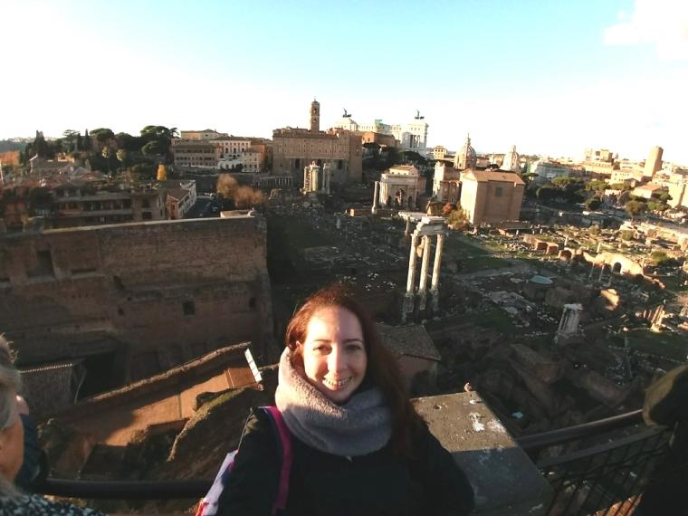 Roma - Dani Santoro - Forum Romano