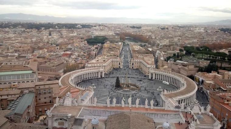Roma - Dani Santoro - Vaticano 2