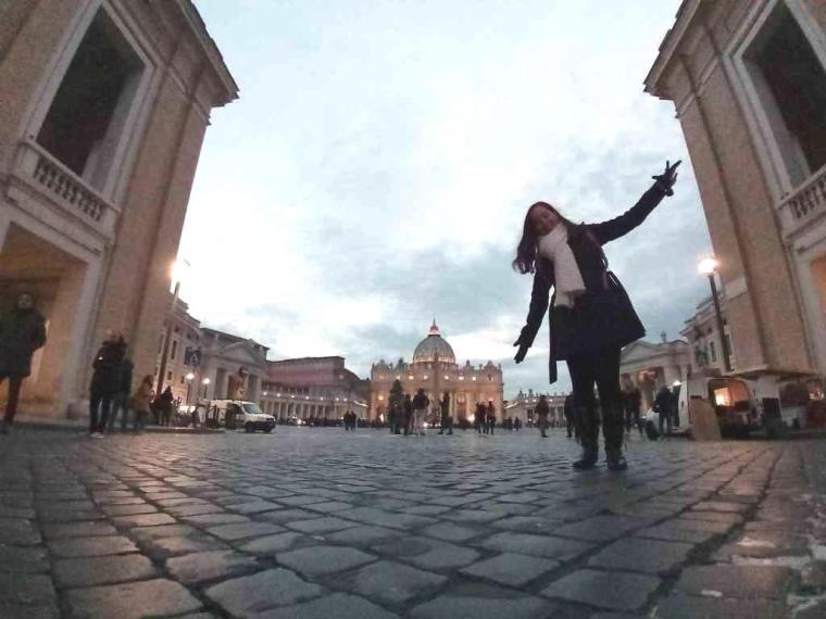Roma - Dani Santoro - Vaticano 3