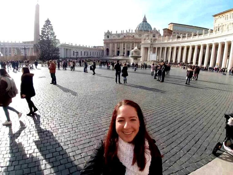 Roma - Dani Santoro - Vaticano 4