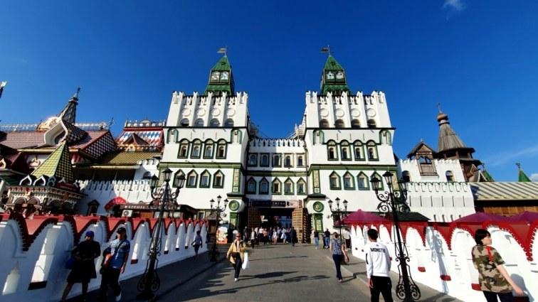 Russia - Moscou - Kremlin de Izmayolo (12)
