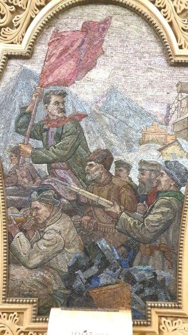 Russia - Moscou - Metro (23)