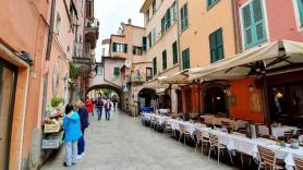 Italia - Cinque Terre - Monterosso 2019 (5)