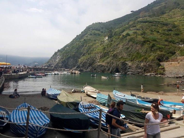 Italia - Cinque Terre - Vernazza 2019 (11)