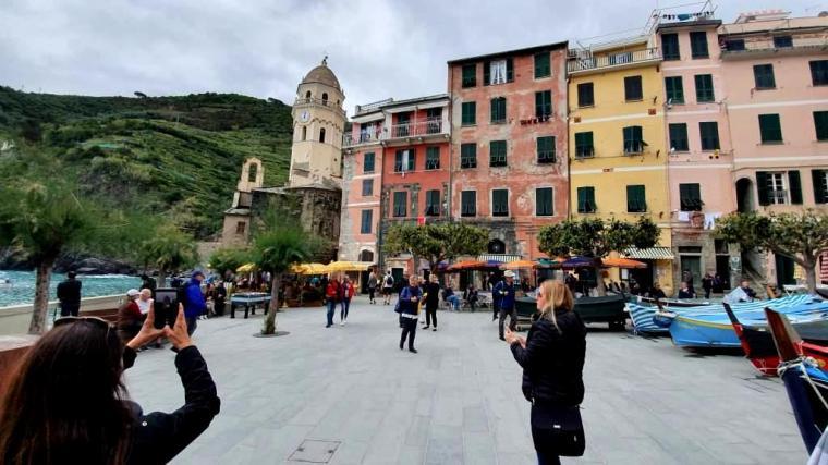 Italia - Cinque Terre - Vernazza 2019 (2)