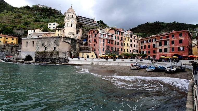 Italia - Cinque Terre - Vernazza 2019 (4)